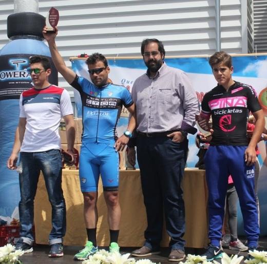podium I duatlon