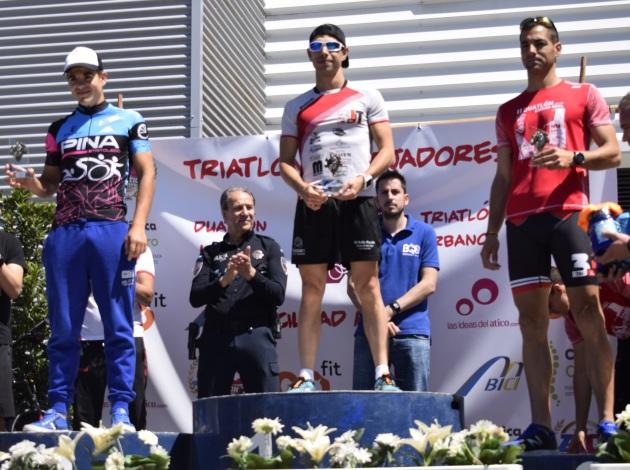 podium duatlon 2017